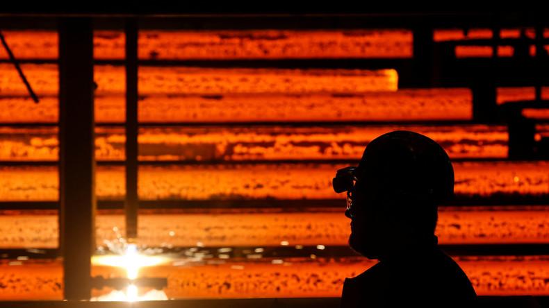 Baosteel kauft Wuhan: Nach Fusion in China entsteht weltweit zweitgrößter Stahlproduzent