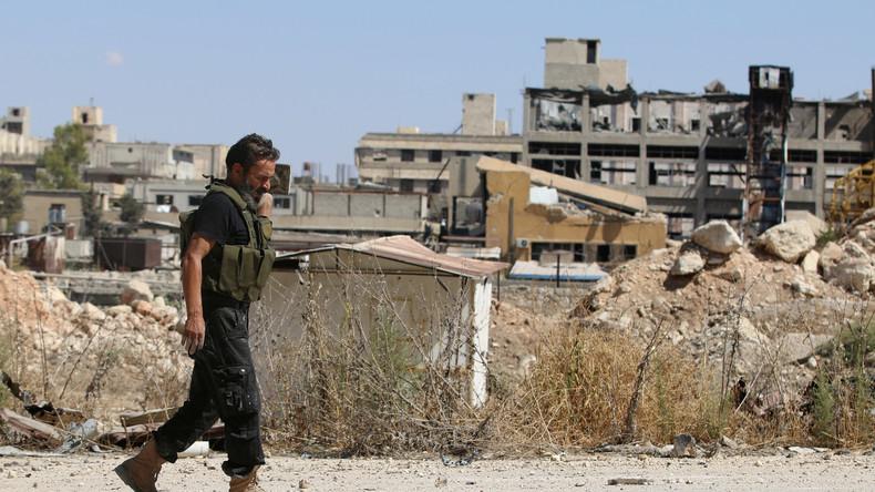 Pepe Escobar: Der US-Plan zur Balkanisierung Syriens