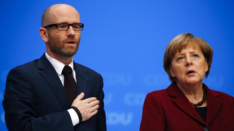 CDU-Skandal: Peter Tauber, die rechte Hand Merkels, soll Mitarbeiterin systematisch gemobbt haben