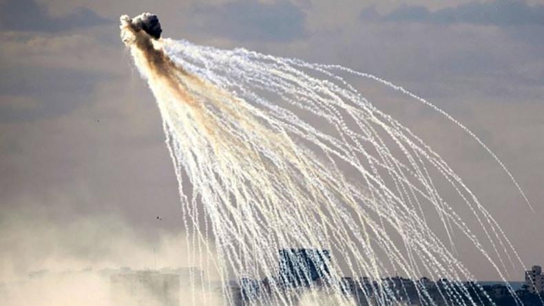"""USA greifen """"Islamischen Staat"""" im Irak mit Phosphorbomben an – Auch Zivilisten?"""