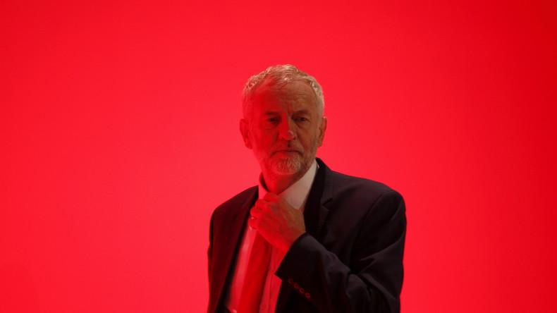 Der letzte Mohikaner: Rettet Jeremy Corbyn Europas Linke?