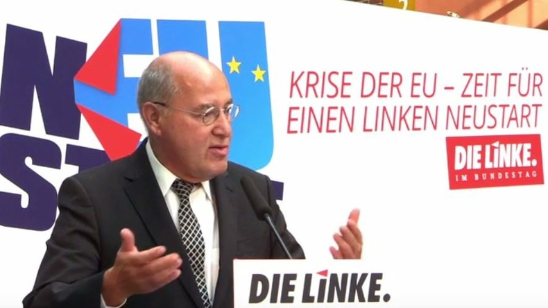 """Neustart für Europa: """"Deutschland lebt unter seinen Verhältnissen"""""""