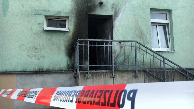 Dresden: Sprengstoffanschlag auf Moschee und Kongresszentrum