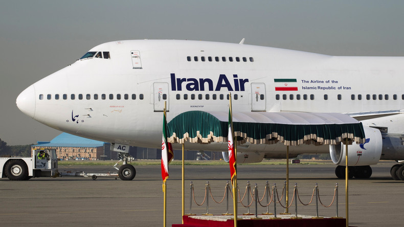 """""""Neue Iran-Geschäfte nur mit unserer Erlaubnis"""": USA verhindern Milliardendeal der EU mit Teheran"""