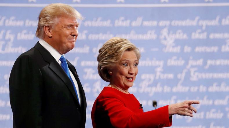 Wahlkampf in den USA: Cyberspezialistin Hillary Clinton