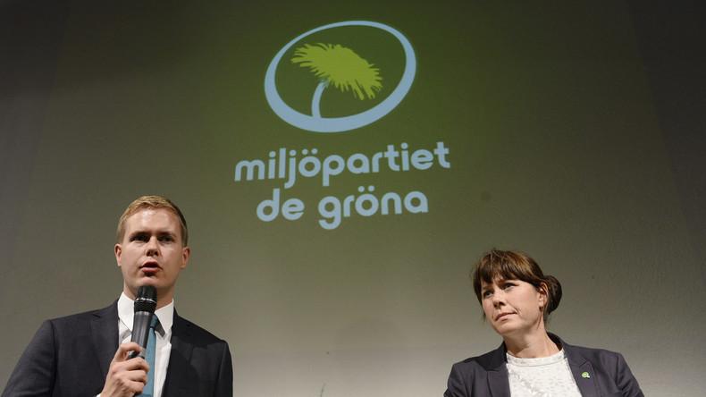 Schwedische Russophobie: Der Weg der Grünen von Pazifisten zu angepassten Kriegstreibern
