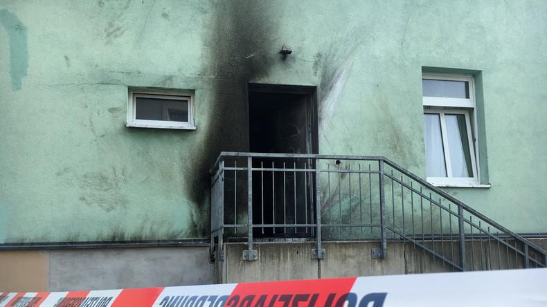 Sprengstoffanschlag in Dresden: Aussagen von Moscheebesuchern und Polizeikräften