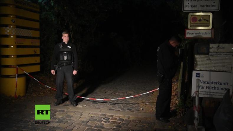 Berlin: Rache für missbrauchte Tochter? - Polizei erschießt Flüchtling nach Messerattacke