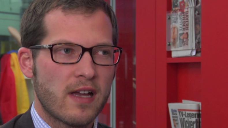 BILD.de-Onlinechef Reichelt attackiert Augstein und RT Deutsch nach Snowden-Veranstaltung