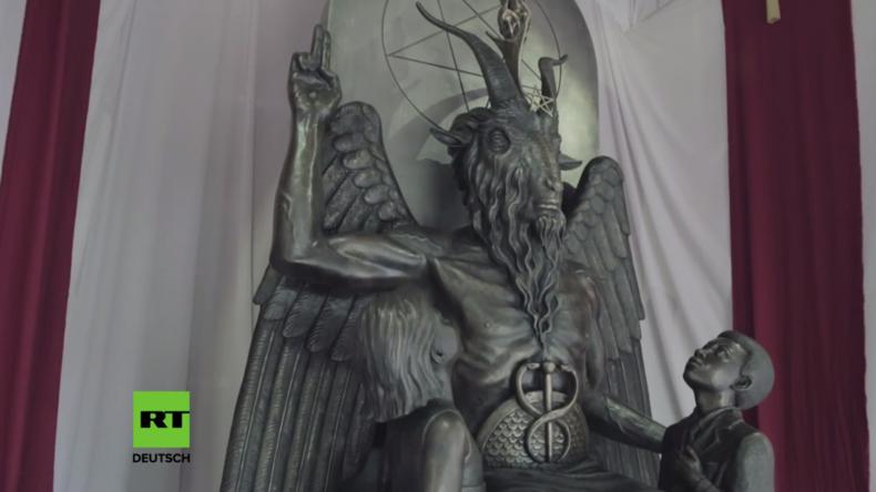 """USA: """"Weltweit größte Satanisten-Organisation"""" eröffnet Tempel zur Huldigung des Teufels"""