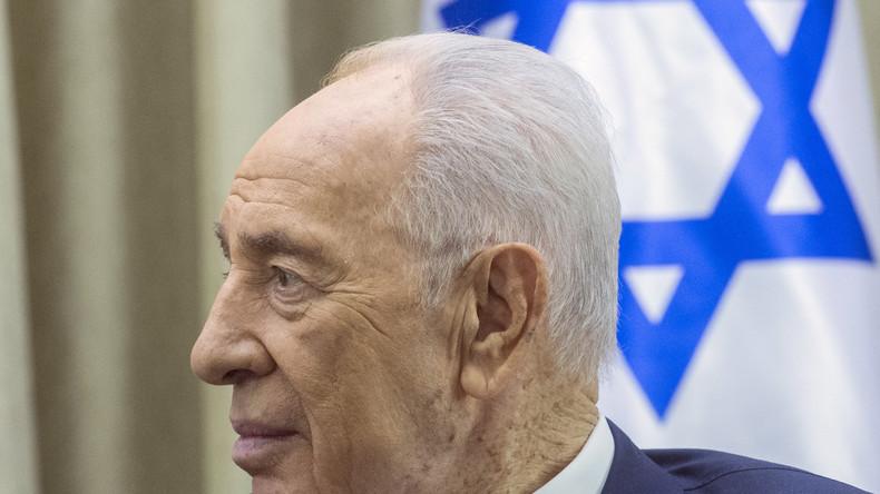 "Mythos Shimon Peres - Teil 2:  ""Vater"" der israelischen Atombombe"