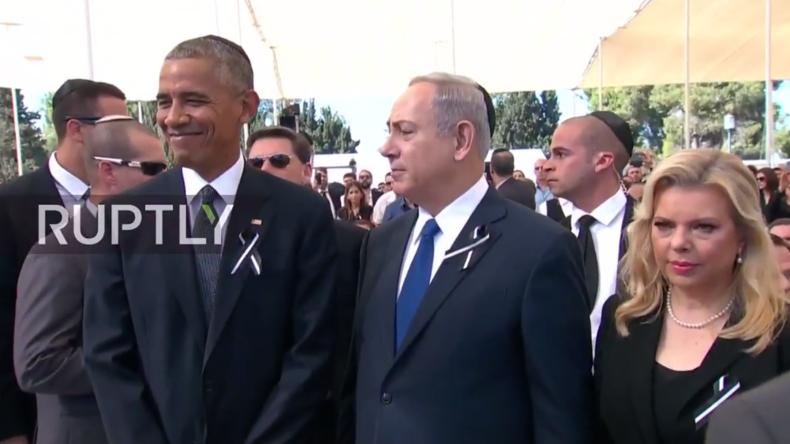 Live aus Jerusalem: Trauerfeier für ehemaligen israelischen Präsidenten Schimon Peres