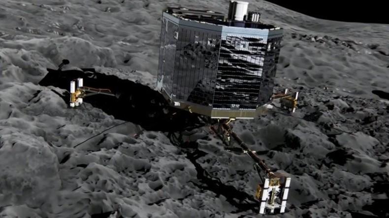 Live: ESAs Rosetta-Mission endet durch Kollision mit Komet 67P