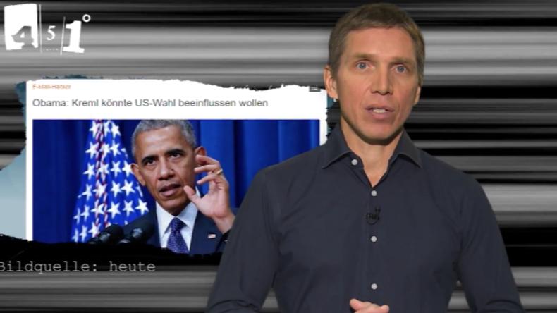 ZDF frontal daneben: Propaganda machen immer nur die anderen