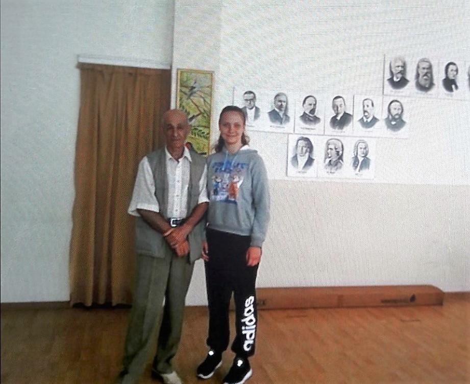 Mein Musiklehrer Jurij Gregorjewitsch Sacharow