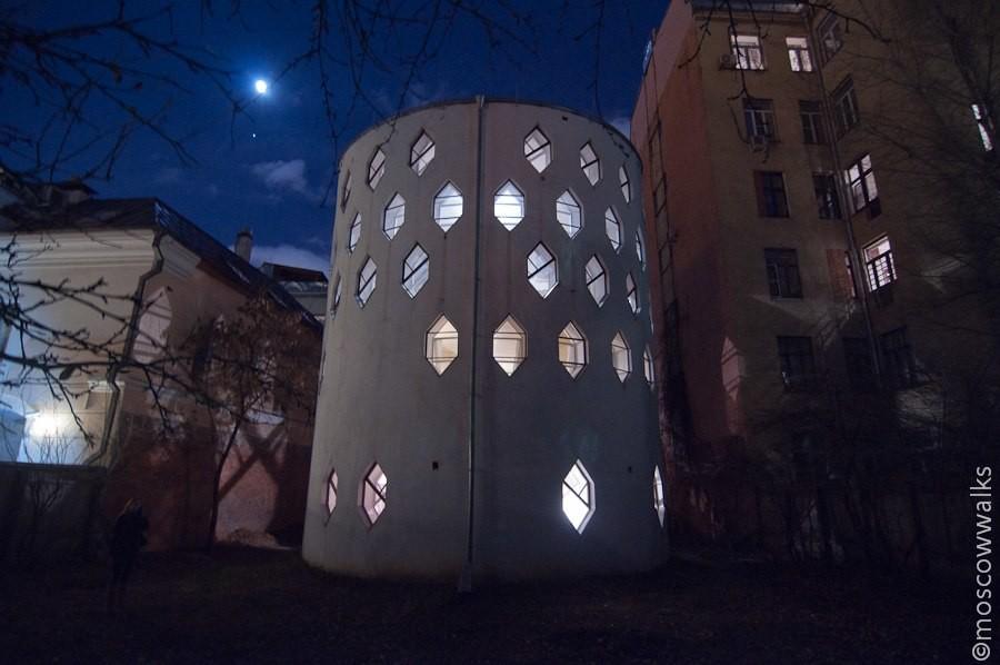 Einstürzende Schönheiten: Ruinen der sowjetischen Utopie aus den 20er Jahren in Moskau