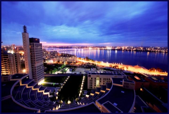 Ukraine verkündet den Austragungsort des Eurovision Song Contest 2017