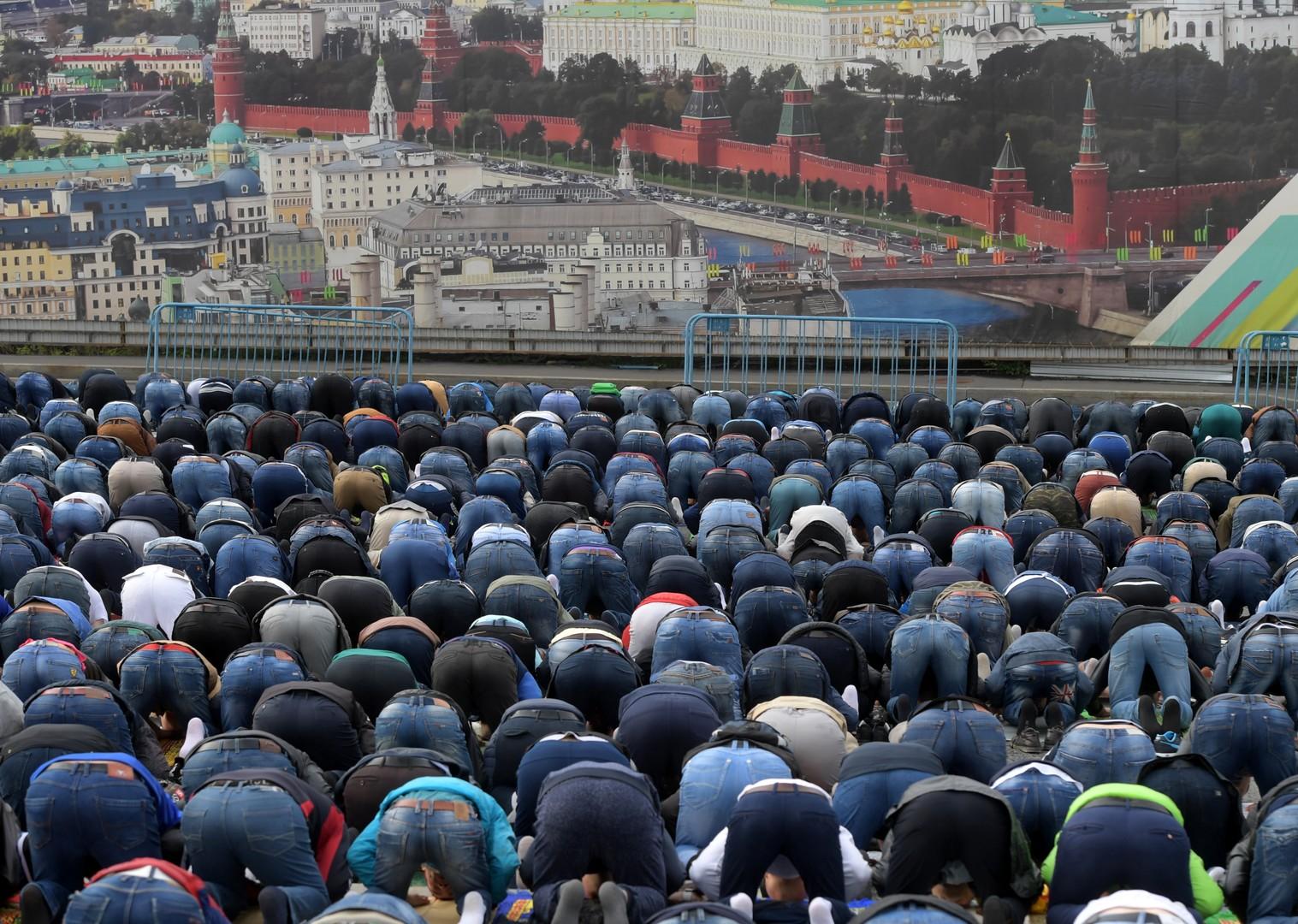 Opferfest: Moskau