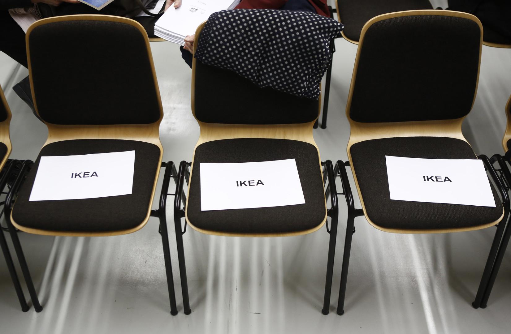 Ikea bald auf der Anklagebank?