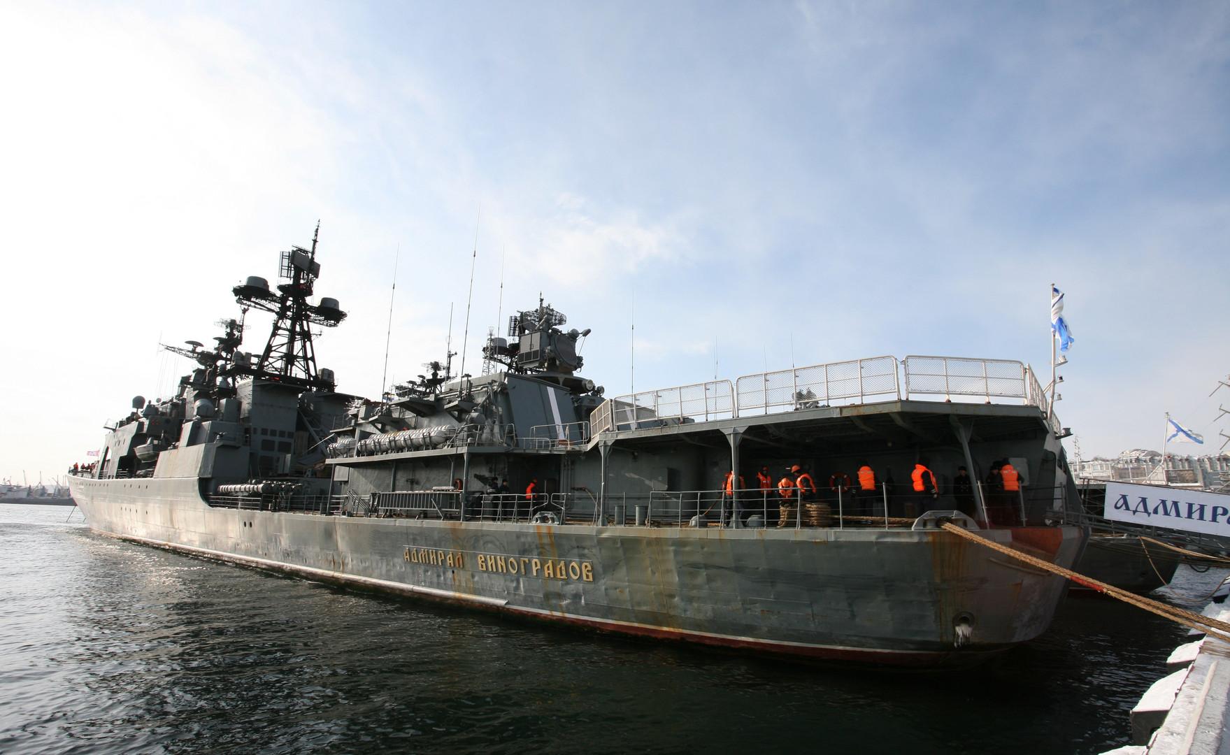 """Großes U-Bootabwehrschiff """"Admiral Winogradow"""""""