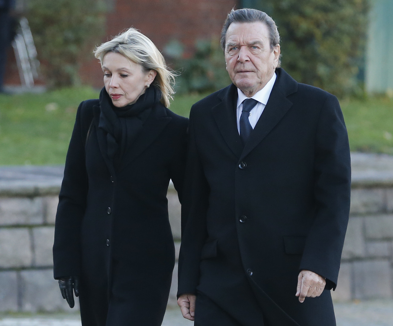 Gerhard Schröder lässt sich von seiner Frau scheiden