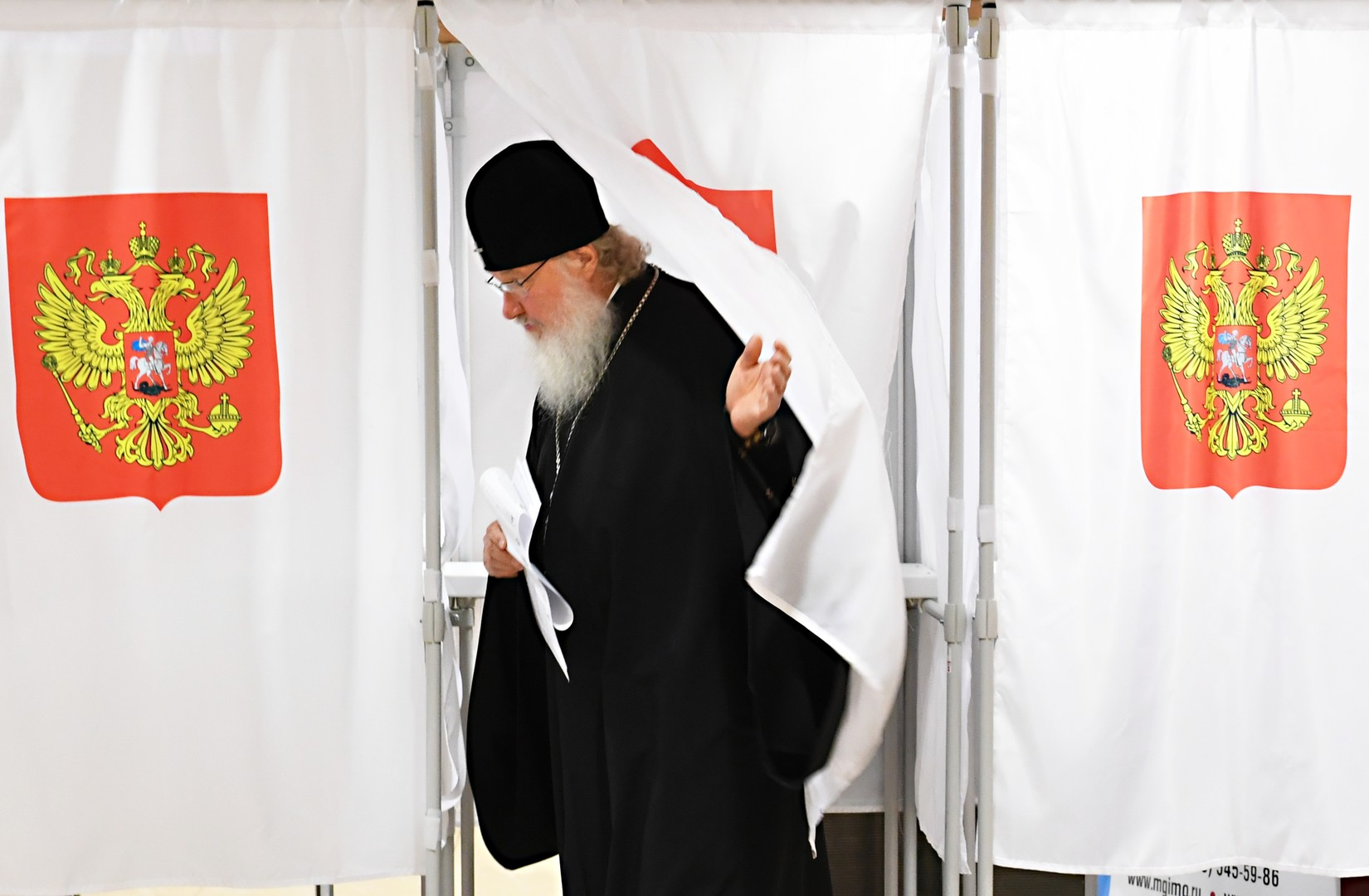 Duma-Wahl in Russland: Nur vier Parteien im Parlament? - Updates