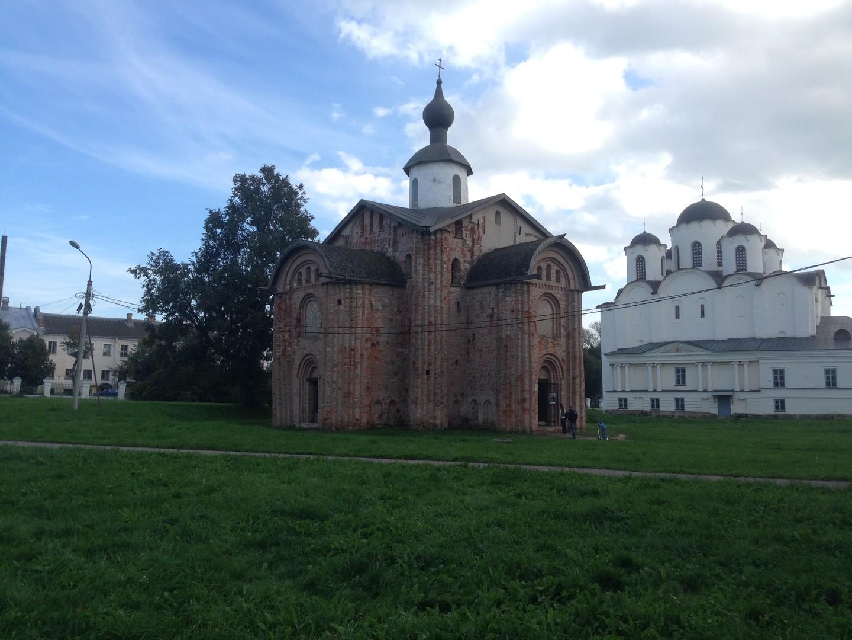 Ein Semester in St. Petersburg: Ausflug in eine russische Hansestadt – Teil 2