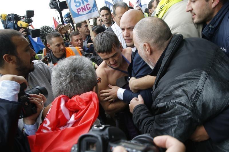 Arbeitskämpfe in Frankreich oder warum in diesem Europa die Falschen angeklagt werden