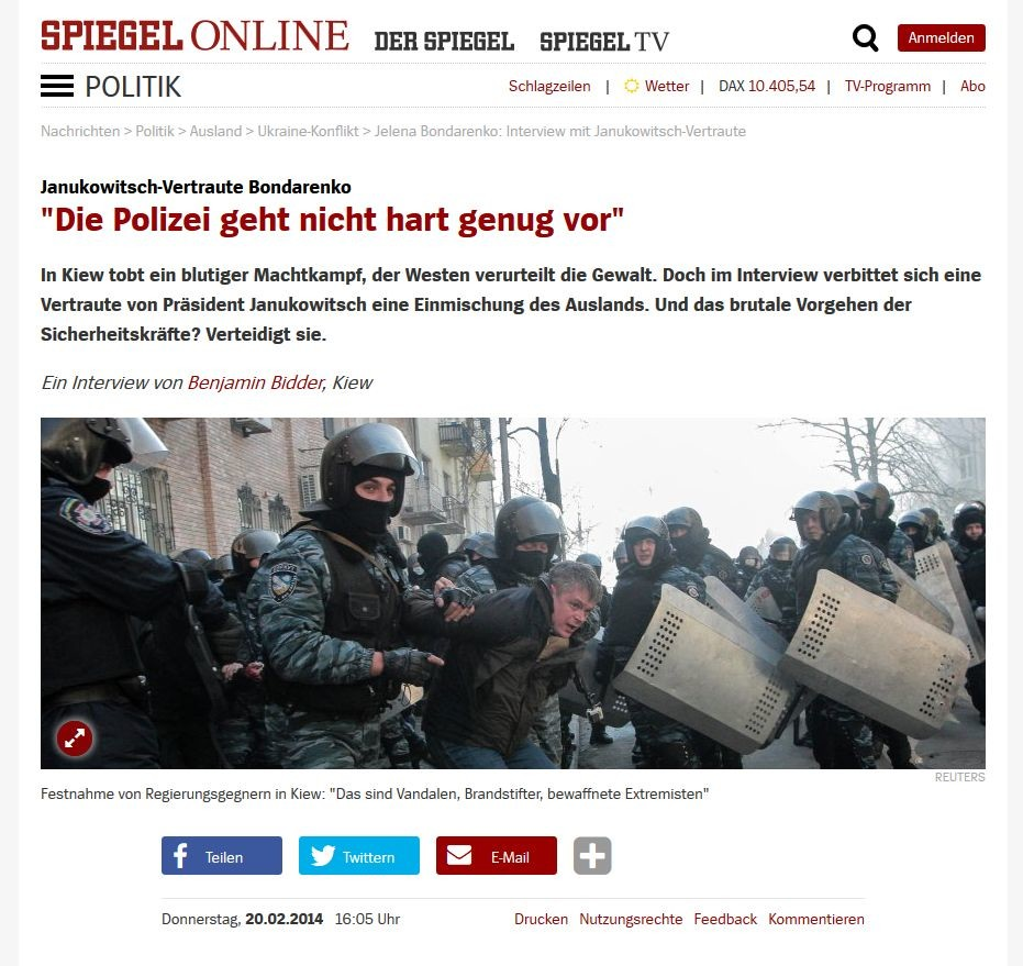 """Interview mit Kiewer Menschenrechtlerin: """"Sozialer Genozid an den friedlichen Bürgern des Donbass"""""""