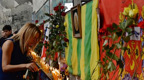 12. Jahrestag der tödlichen Geiselnahme in Beslan