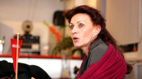Ulla Jelpke (MdB, Die Linke): Foto: dielinke_nrw /  Attribution-ShareAlike 2.0 Generic (CC BY-SA 2.0)