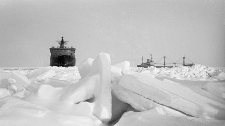 6. Treffen des Arktischen Rates auf russischem Atomeisbrecher