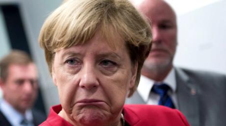 Hat nicht immer Grund zur Feude: Bundeskanzlerin Angela Merkel