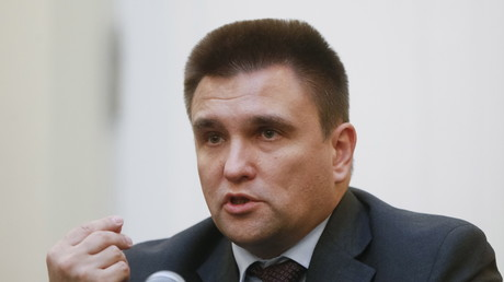 Die Regierung in Kiew will im Ukrainekonflikt weiter an ihrem Opfer-Narrativ festhalten. Deshalb will Außenminister Pawlo Klimkin nun den EGMR bemühen, um Russland die Verantwortung für die Folgen des bewaffneten Konflikts im Donbass zuzuschanzen.