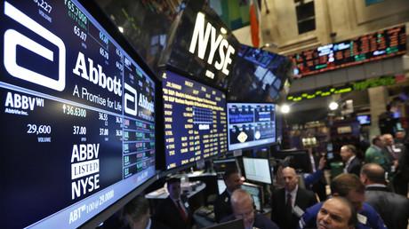 Haben die Börsen die Parlamente längst abgelöst? An der Wall Street werden täglich Milliarden bewegt.