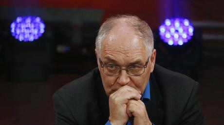 Der Direktor des Levada-Zentrums, Lew Gudkow.