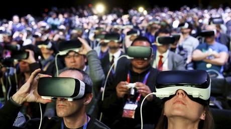 Wie bei einer Virtual Reality-Brille ist das Blickfeld des medialen Mainstreams stark eingeengt - Blickt der Nutzer nicht über den Tellerrand, fällt dies jedoch nicht auf.