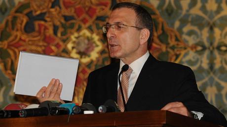 Prof. Dr. Adem Sözüer - Quelle: http://www.istanbul.edu.tr/