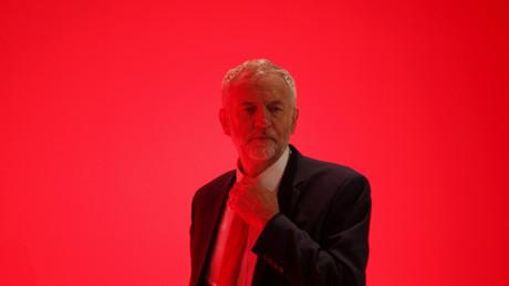 Im Amt bestätigt und viel Arbeit vor sich: Der Vorsitzende der britischen Labour-Party, Jeremy Corbyn.