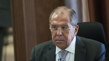 Russlands Außenminister Sergej Lawrow zeigt sich in Anbetracht des undurchsichtigen Spiels zahlreicher Akteure im Syrienkonflikt
