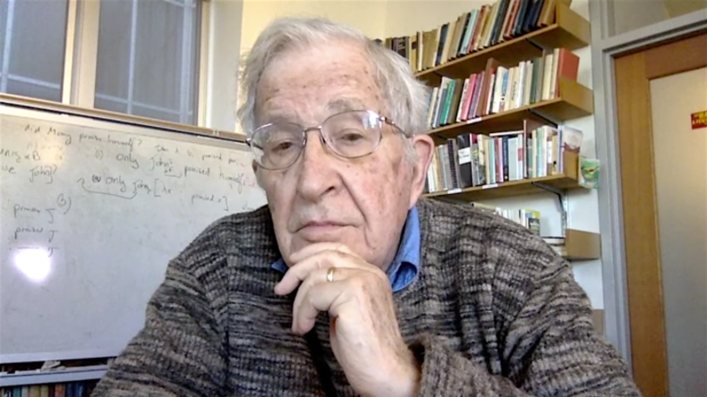 Noam Chomsky: Die Sicht der US-Eliten auf den Faschismus vor dem Zweiten Weltkrieg