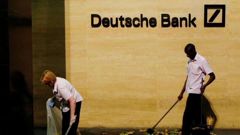 Was steckt hinter dem Drama um die Deutsche Bank?