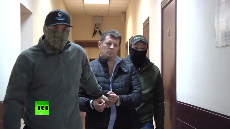 Moskau: Ukrainischer Spion verhaftet