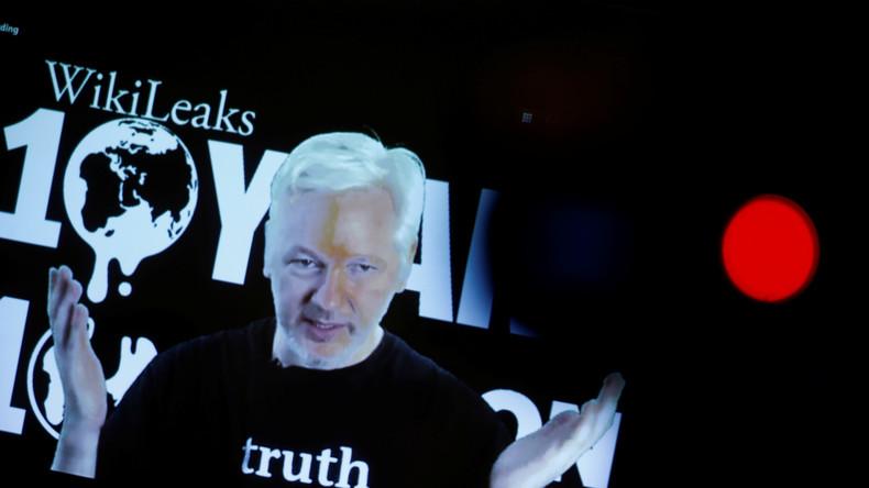 """WikiLeaks feiert Zehnjähriges: """"Warten Sie ab, bis wir mal Teenager sind"""""""