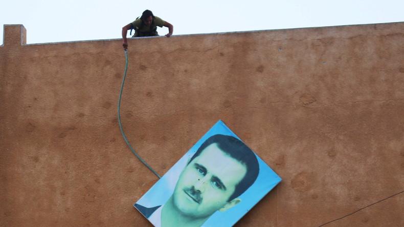 Mit der Brechstange gegen Assad - Wie die USA Syrien ins Unglück stürzen