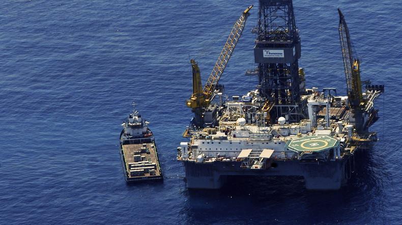 BP-Plattform lässt 95 Tonnen Rohöl in die Nordsee laufen