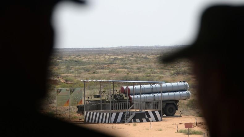 Washington ist verwirrt: Wozu braucht Moskau S-300-Flugabwehrraketensysteme in Syrien?