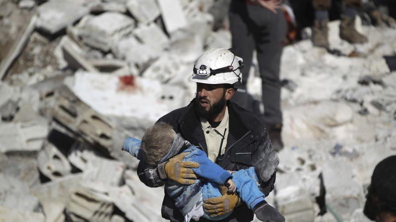 White Helmets – Unabhängige humanitäre Helfer oder Instrumente politischer Agenda?