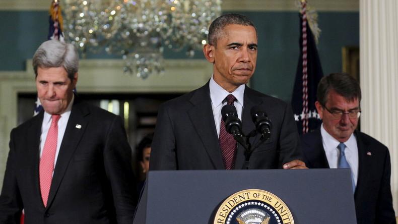 """Richtungswechsel in Washington: """"Wir könnten die syrische Armee heimlich angreifen"""""""