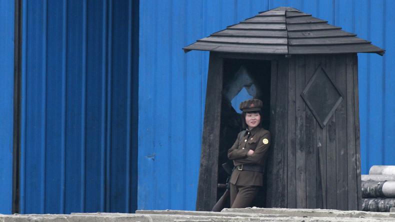 Säbelrasseln an der nordkoreanischen Grenze - Chinesische Kritik an amerikanischer Aufrüstung